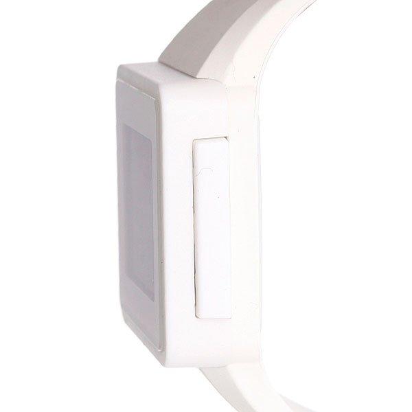 Часы Nixon The Newton Digital White