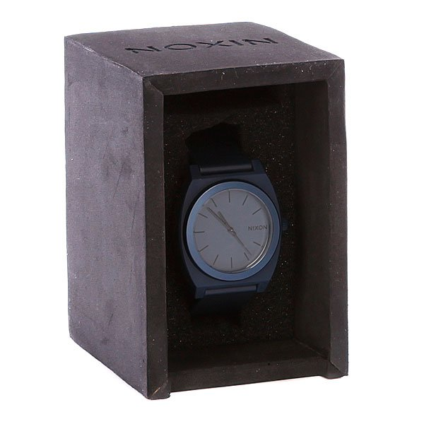 Часы Nixon The Time Teller P Steel Blue Ano