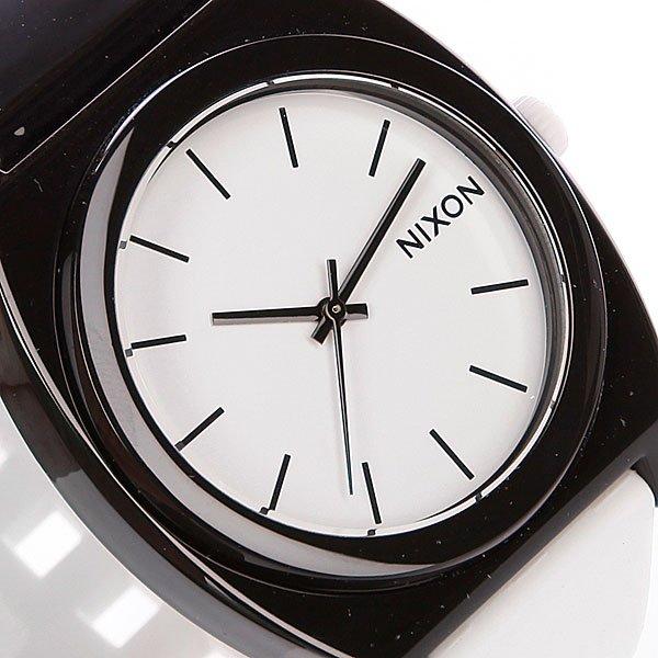 Часы Nixon The Time Teller P Black/White
