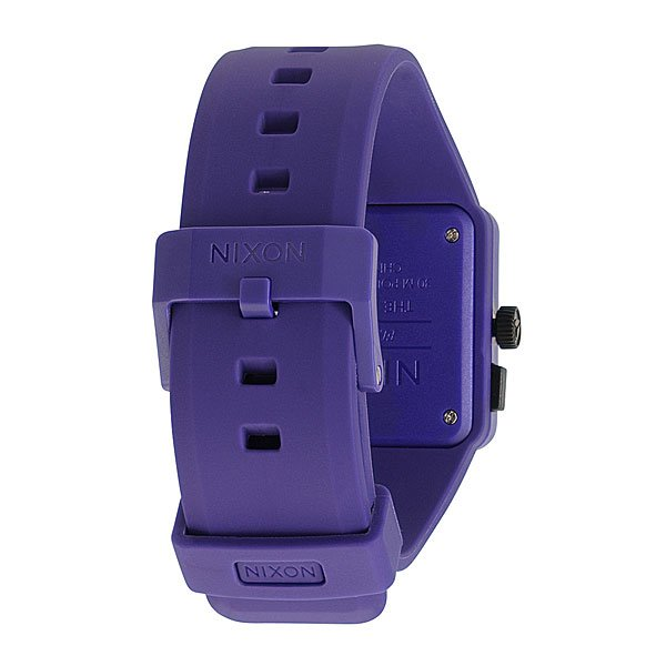 Часы Nixon The Newton Purple