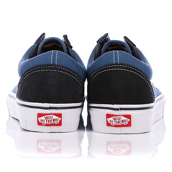 Кеды Vans Old Skool Navy