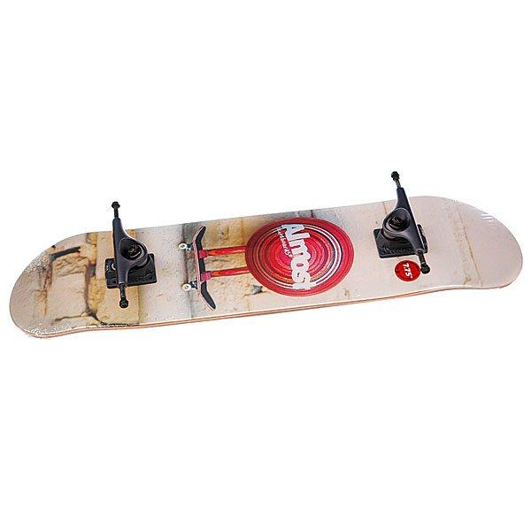 Подвеска для скейтборда 1шт. Tensor Mag Lo Tens Colored Gunmetal 7.75 (19.7 см)