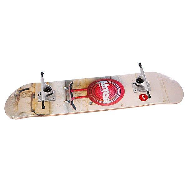 Подвеска для скейтборда 1шт. Tensor Mag Lo Tens Colored Silver 7.75 (19.7 см)