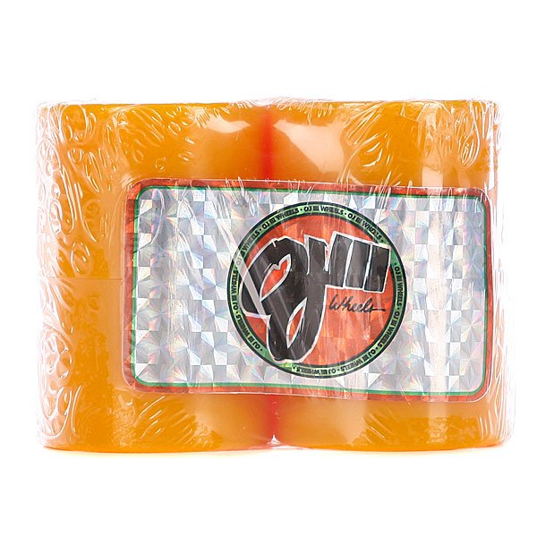 Колеса для лонгборда OJ III Hot Juice Mini Hot Juice Orange 78a 55 mm