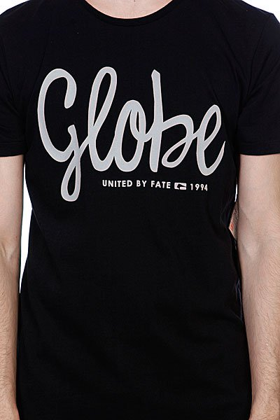 Футболкa Globe Infinity Tee Black