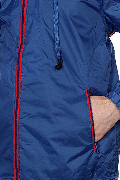 Ветровка Globe Regent Jacket Blue