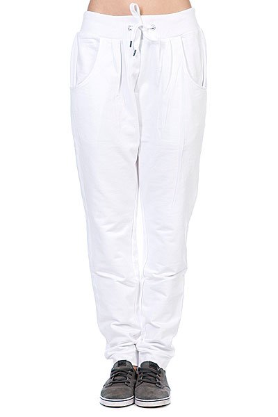 Штаны прямые женские Trailhead Wpt 030 White