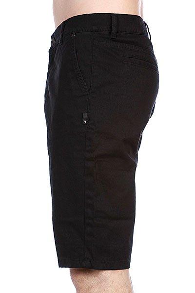 Классические мужские шорты Fallen Byron Chino Short Black