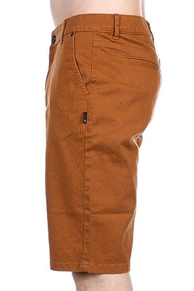 Классические мужские шорты Fallen Byron Chino Short Khaki