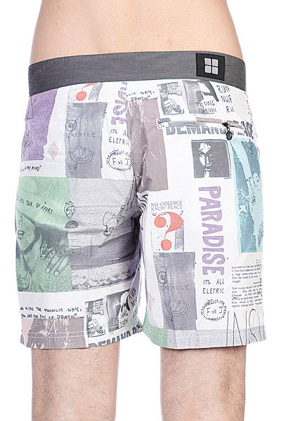Пляжные мужские шорты Insight Youthless Multi Colour