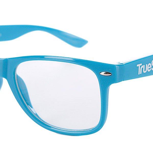 Очки True Spin Neon Blue