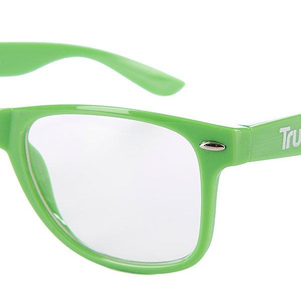 Очки True Spin Neon Green