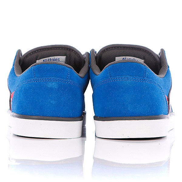 Кеды низкие Etnies Jefferson Blue/Grey