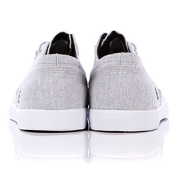 Кеды низкие Etnies Wilko Dapper Grey/Black/White