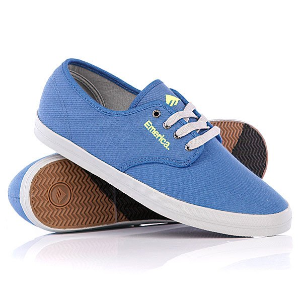 Кеды низкие Emerica The Wino Blue