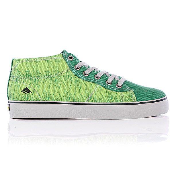 Кеды Emerica The Tempster Green