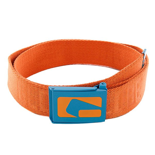 Ремень Globe Jimmy Belt Orange