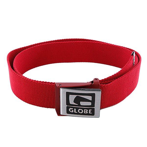 Ремень Globe Redman Belt Pop Red