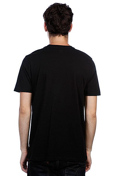 Футболка Huf Diction Tee Black