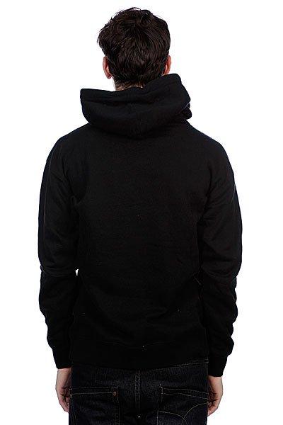 Кенгуру Huf Classic Logo Pullover Hood Black