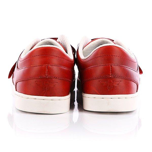 Кеды низкие Creative Recreation Pinelli Red