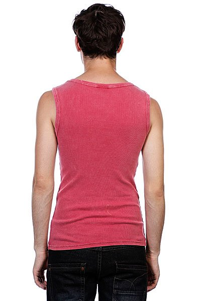 Майка Urban Classics Faded Tanktop Ruby
