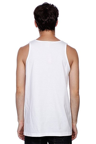 Майка Enjoi Primary Arc Tank Top White