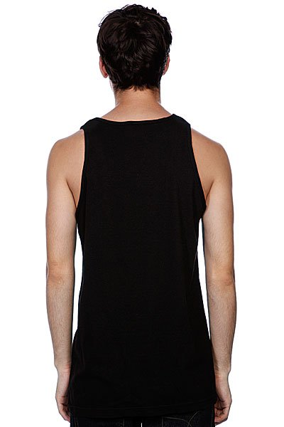 Майка Enjoi Primary Arc Tank Top Black