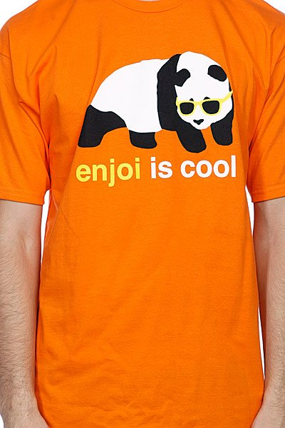 Футболка Enjoi Cool Orange