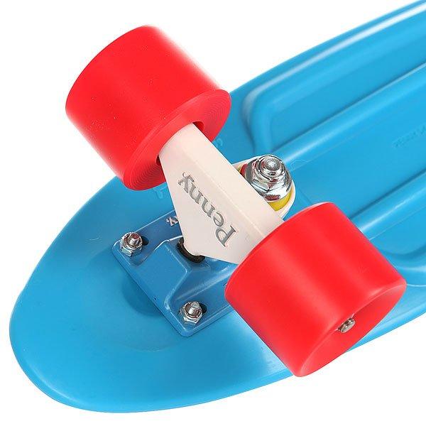 Скейт мини круизер Penny Complete Blue 22 (55.9 см)