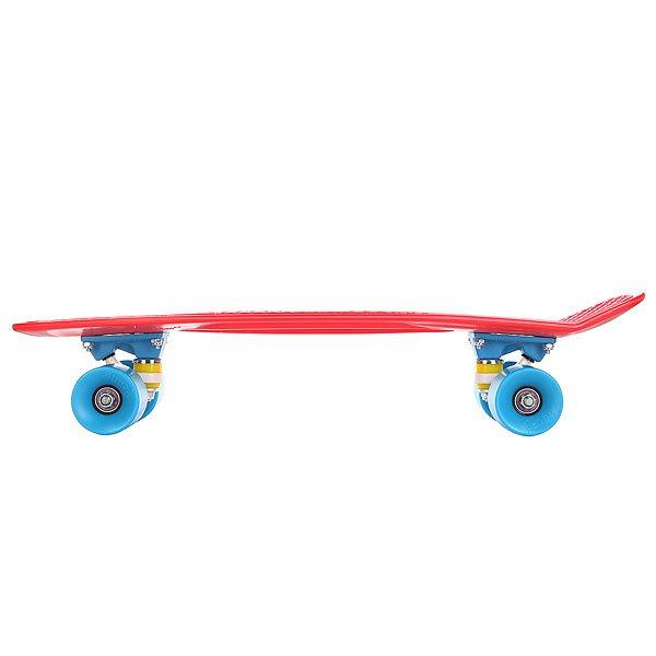 Скейт мини круизер Penny Complete Red 22 (55.9 см)
