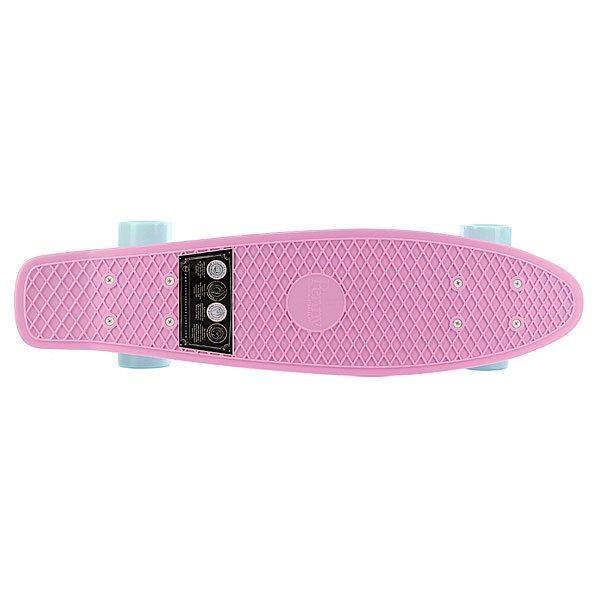 Скейт мини круизер Penny Comp Pastels Purple 22 (56 см)