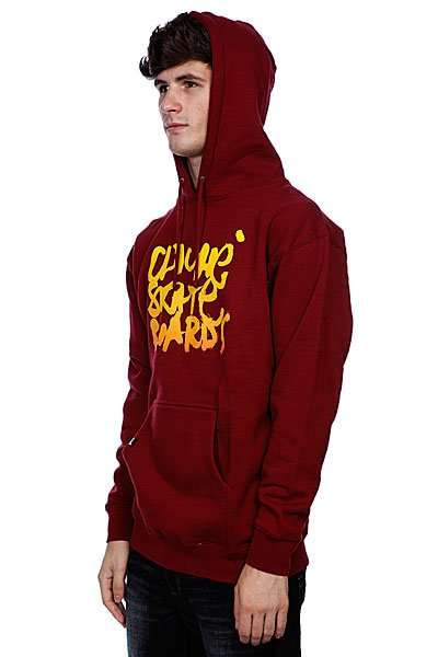 Кенгуру Cliche Scribble Pullover Cardinal Red