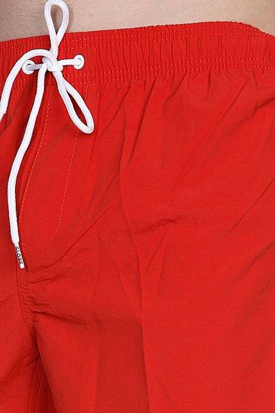 Пляжные мужские шорты Globe Dana Retro Pool Short Red Clay