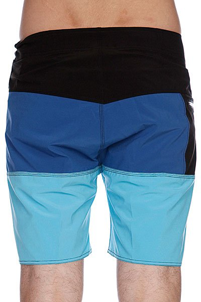Пляжные мужские шорты Globe Complex Boardie Washed Blue
