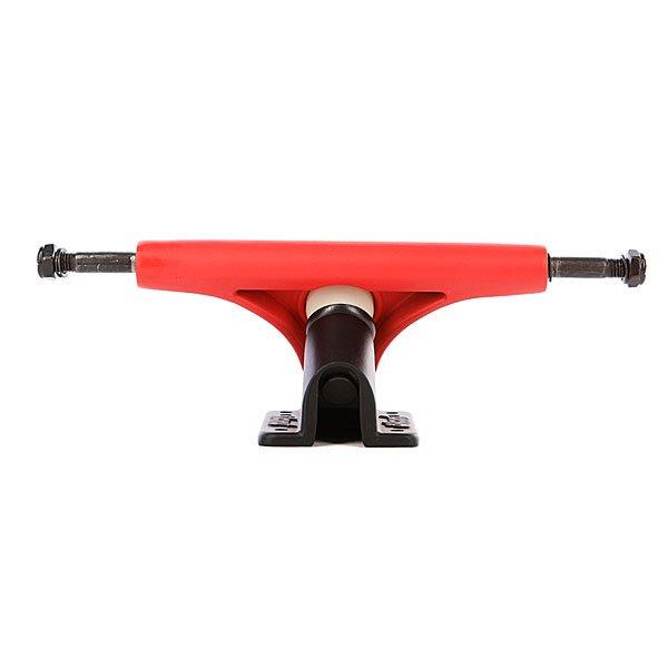 Подвеска для лонгборда 1шт. Slant Aluminum Inverted Truck Red/Black 150 Mm 8.6 (21.8 см)