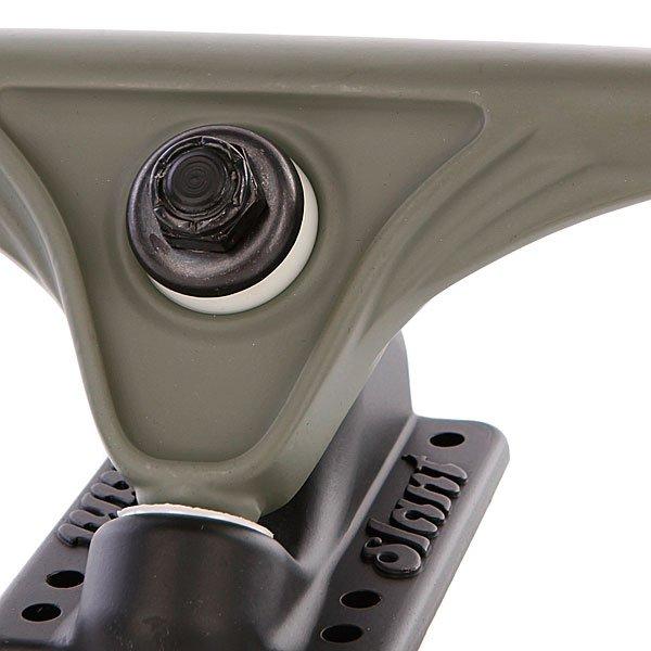 Подвеска для лонгборда 1шт. Slant Magnesium Inverted Truck Grey/Black 180 Mm 9.8 (24.9 см)