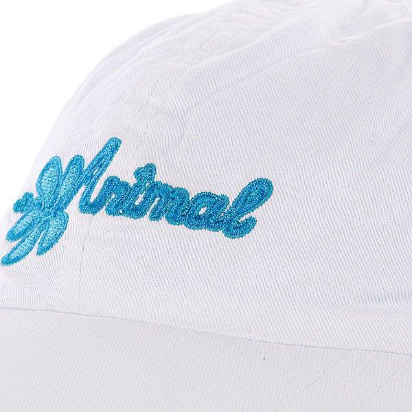 Бейсболка женская Animal Infant Girls White/Blue