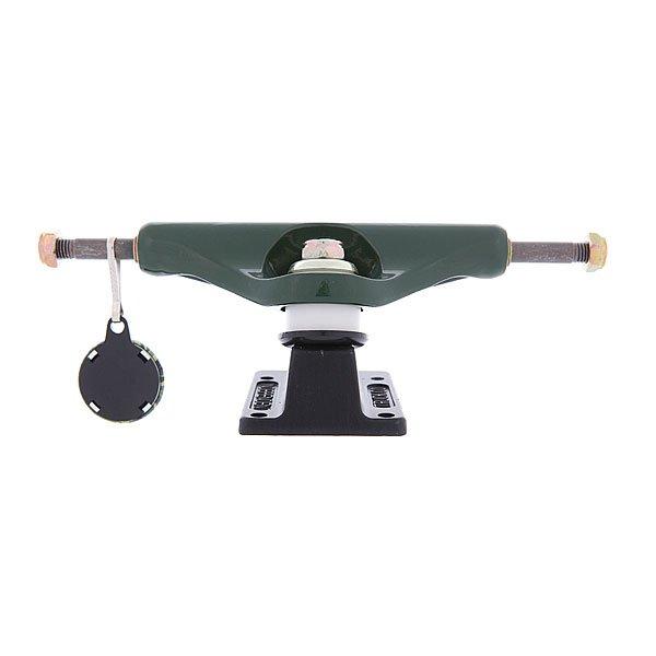 Подвеска для скейтборда 1шт. Independent X Nasvay Green Black St11 129mm Standart 8.0 (20.3 см)
