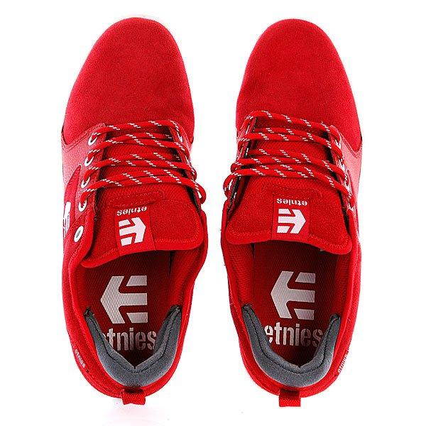 Кеды низкие Etnies Verse Red