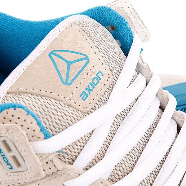 Кроссовки Axion Mandela Cloud/Electric Blue