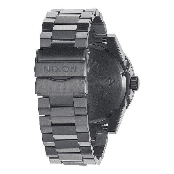 Часы Nixon Corporal SS Matte Black/Matte Gunmetal