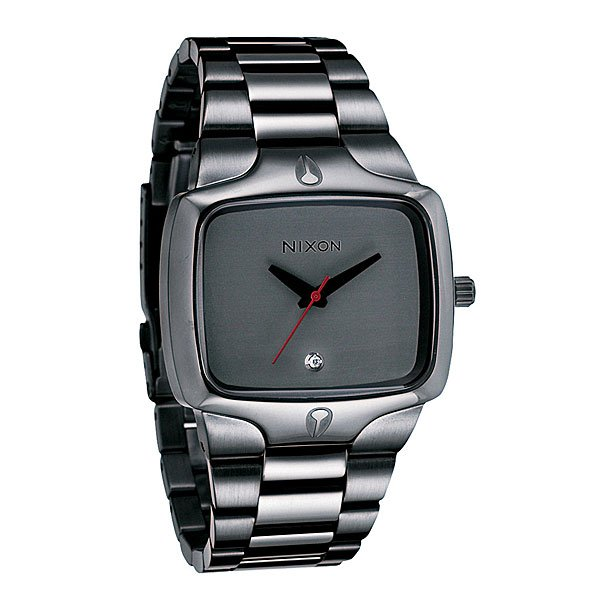 Часы Nixon Player Gunmetal