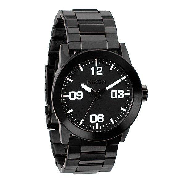 Часы Nixon Private SS All Black