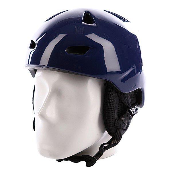 Шлем детский Bern Chico Gloss Zipmold Blue W/ Black Cordova Liner