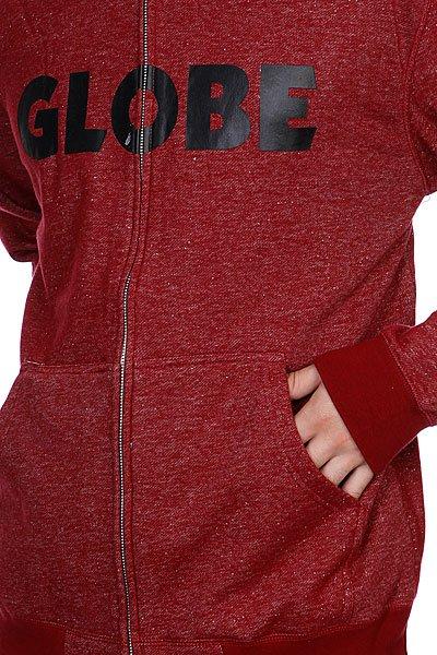 Толстовка Globe Vox Hoodie Red