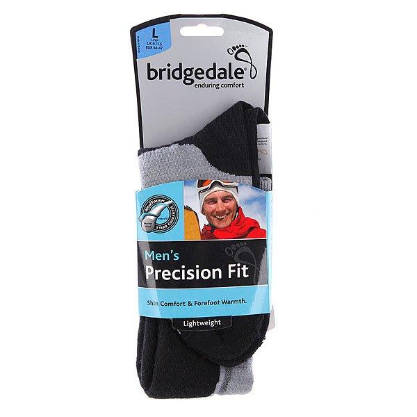 Носки сноубордические Bridgedale Precision Fit Dove/Black