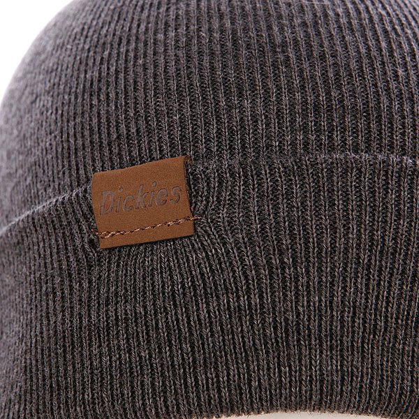 Шапка Dickies Alaska Dark Grey Melange