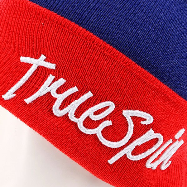 Шапка True Spin Stay True 2 Tone Navy/Red