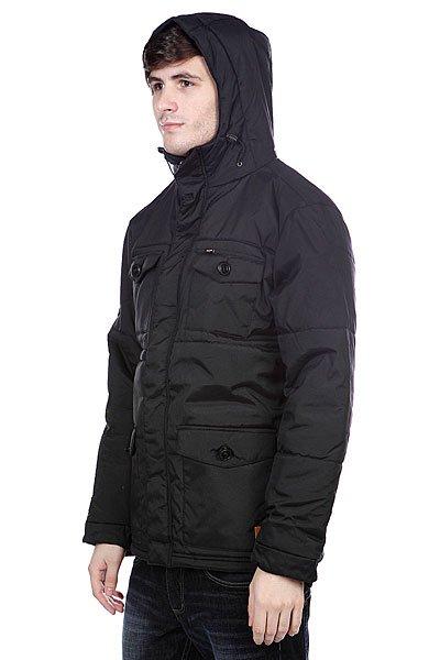 Куртка зимняя Enjoi Nice And Cozy Jacket Black